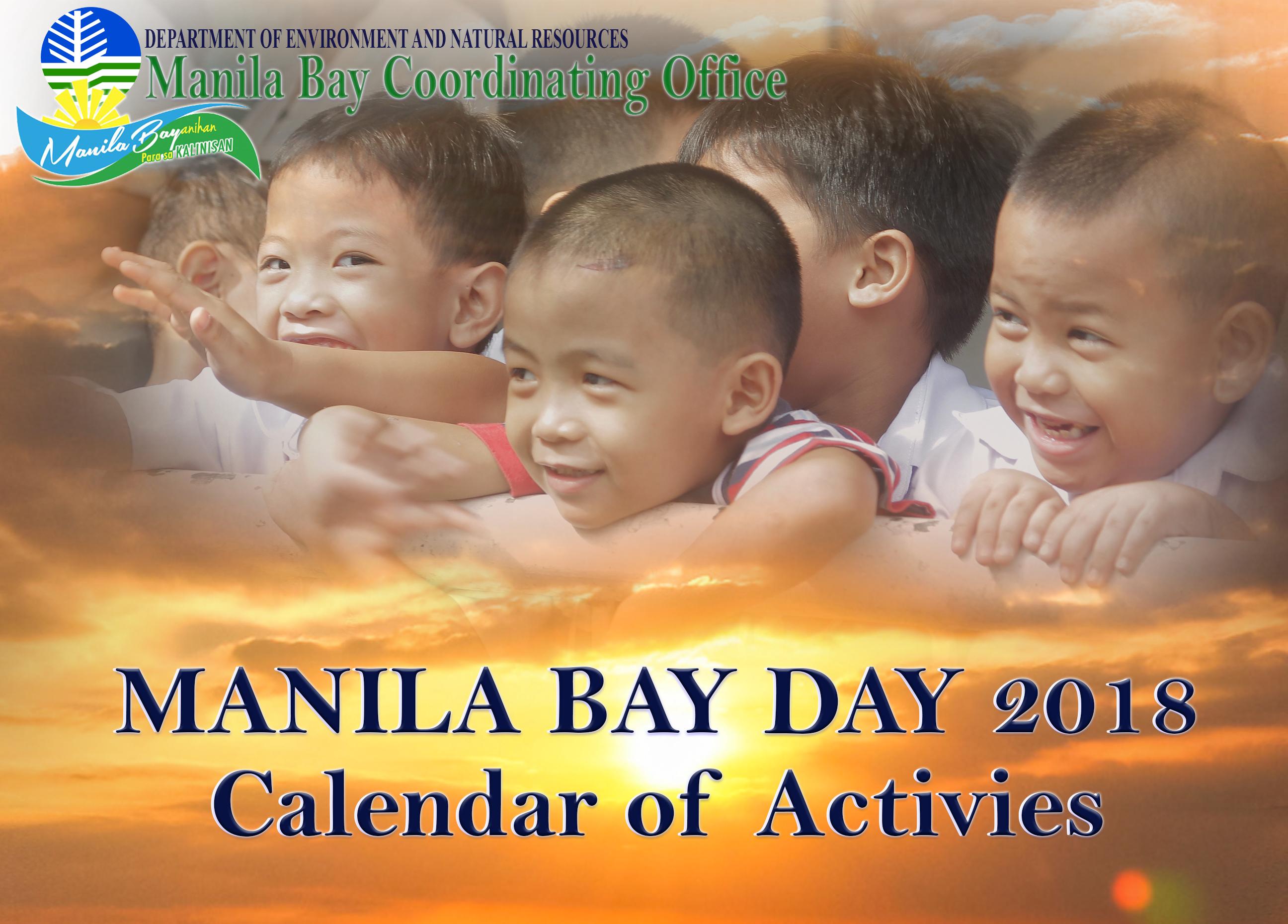 Manila Bay Day 2018
